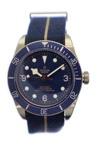 Tudor Black Bay Bronze - Bucherer Blue Special Edition