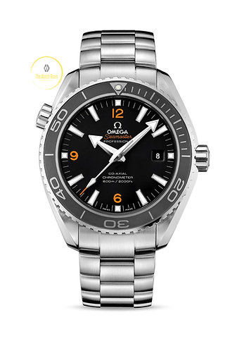 Omega Seamaster Planet Ocean 600m Co-axial Chronometer 45.5mm - 2014