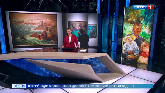 Репортаж телеканала Россия 24