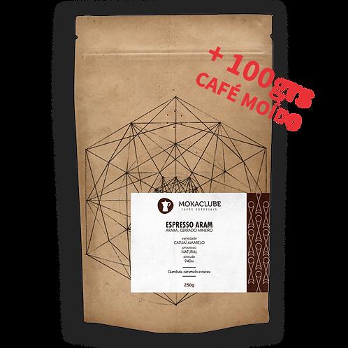 CAFÉ GIANDUIA - 250gr + 100gr