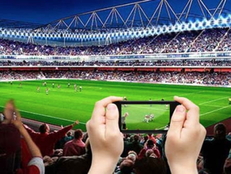 THE DIGITAL STADIUM - THE NEXT FRONTIER IN SPORTS.