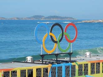 CLIMATE BENEFITS AND A POSITIVE LEGACY WITH DOW'S OLYMPIC CARBON PROGRAMMES.
