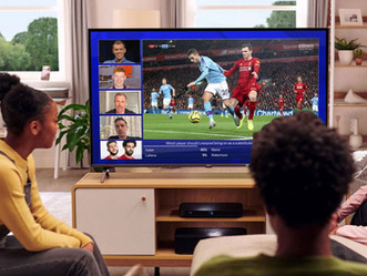 INNOVATIONS IN VIEWERSHIP EXPERIENCE: SCEENIC, NFL & YAHOO, SKY & PREMIER LEAGUE