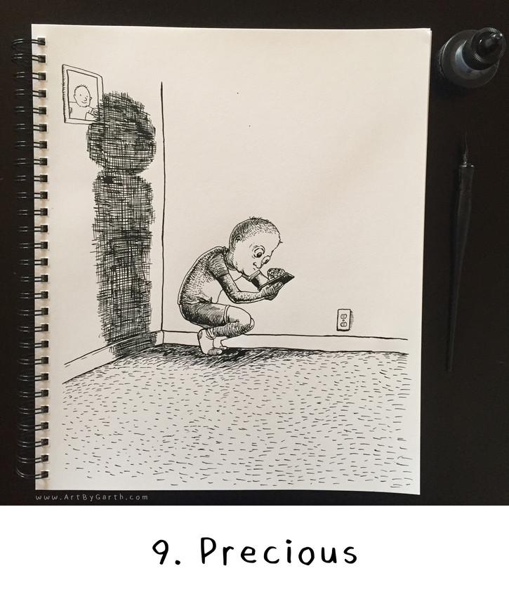Day 9 - precious