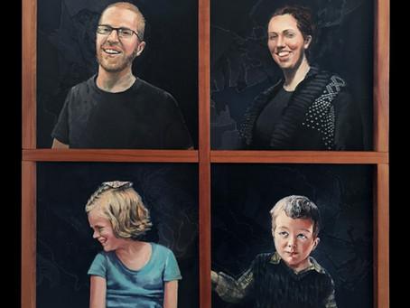 Quadruple Portrait