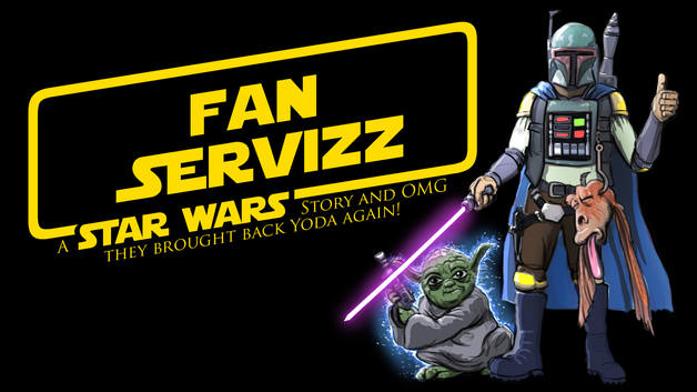 Star Wars Stories - Fan Servizz