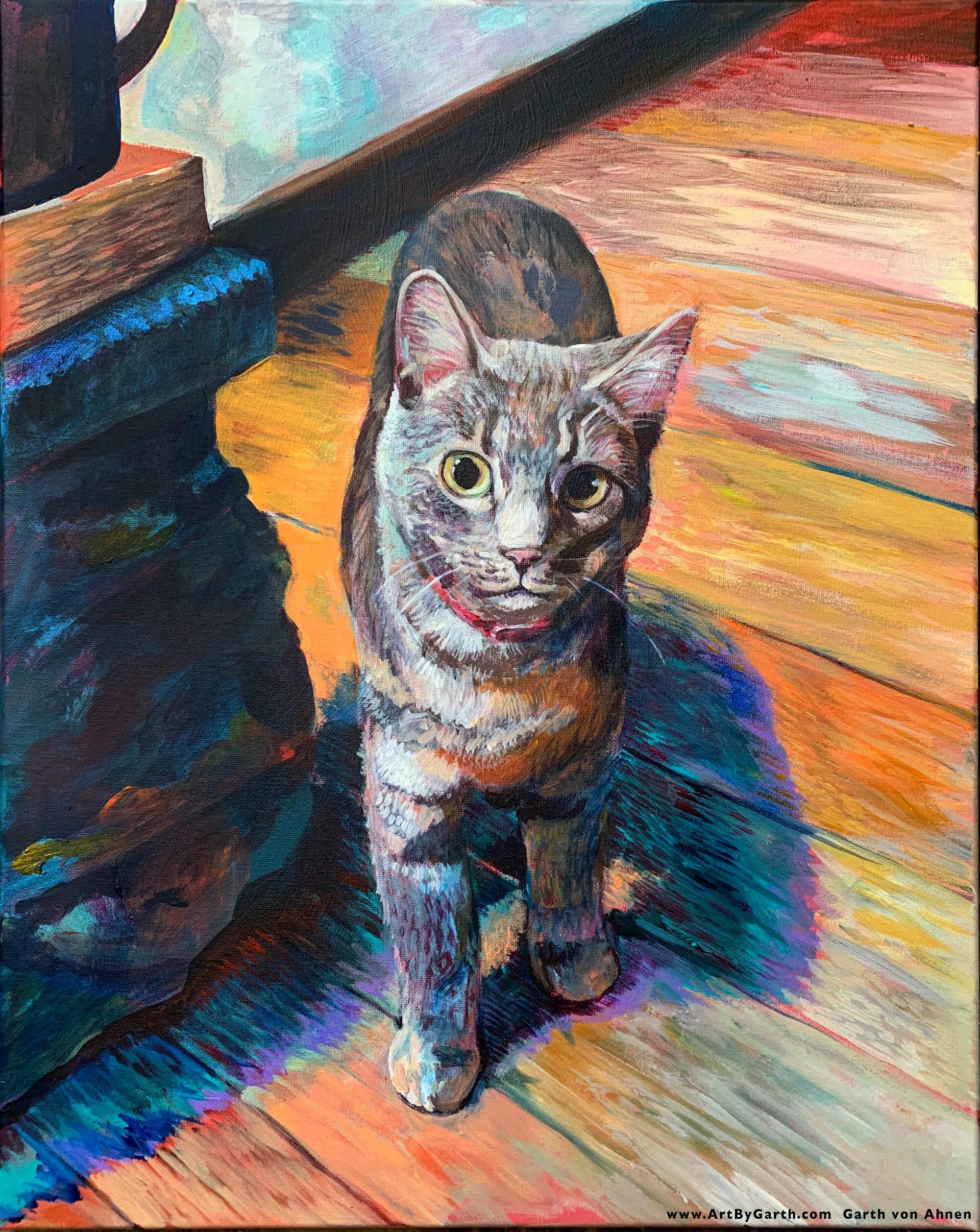 Klara's Cat