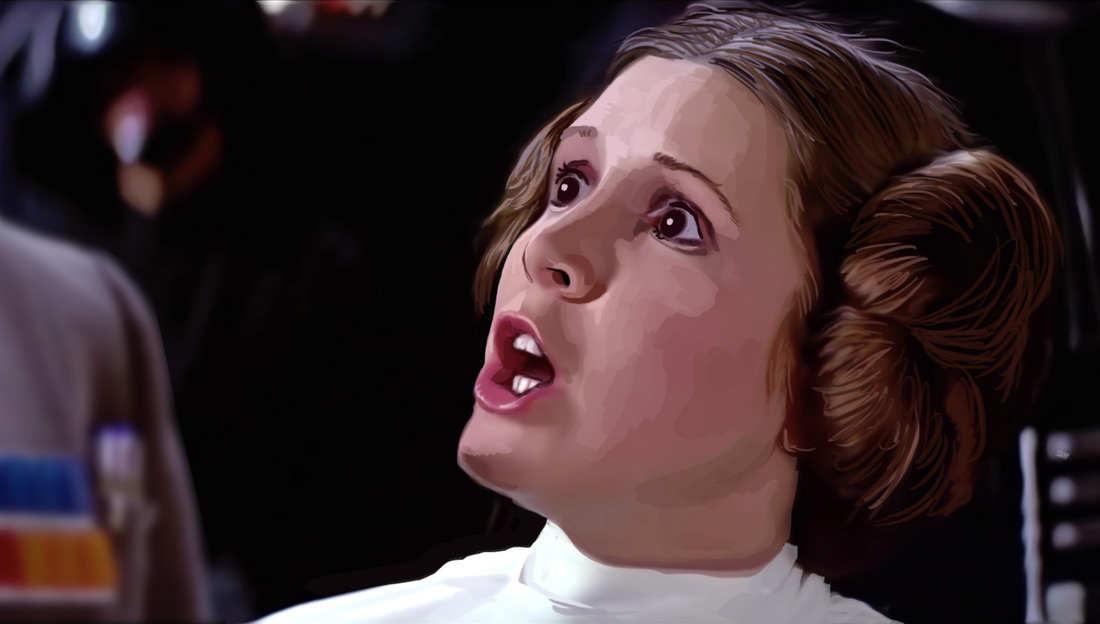 """""""Alderaan has no defenses!"""""""