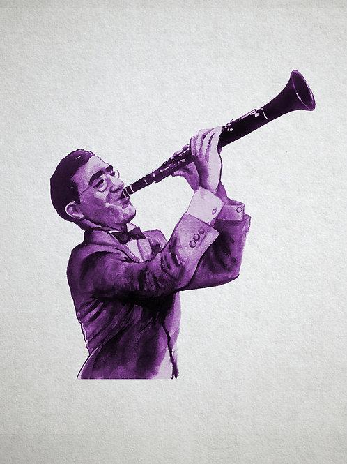 Benny Goodman Print