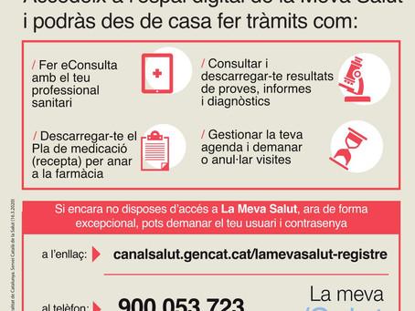 Atenció no presencial_Coronavirus