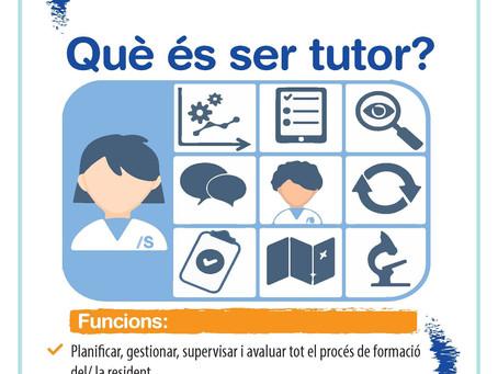 Infografia: qué es ser tutor/a?