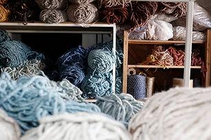 hannabi nana rug wool ties