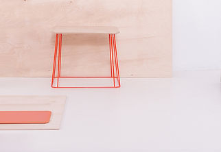 hannabi kodo small table by codolagni