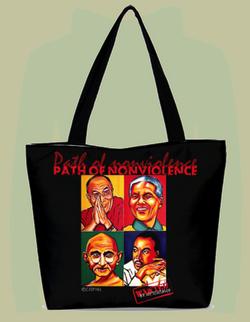 """""""Path of nonviolence"""""""