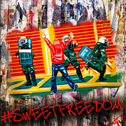 """Sweet freedom"""
