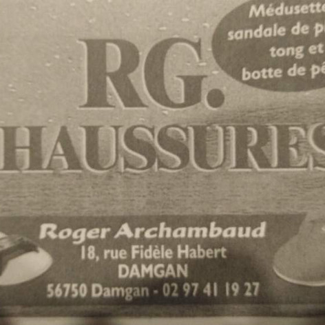 RG Chaussures