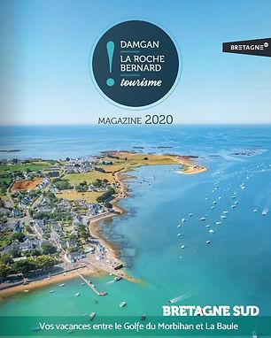 Magazine 2020 de Damgan - La Roche-Bernard Tourisme