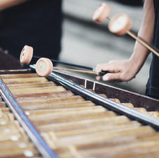 Orchestral percussion lessons