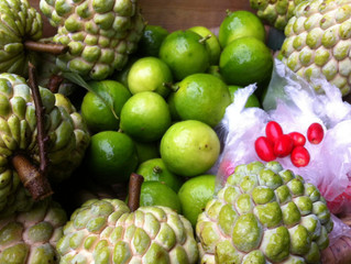 Tropical fruits you'll find in the U.S. Virgin Islands