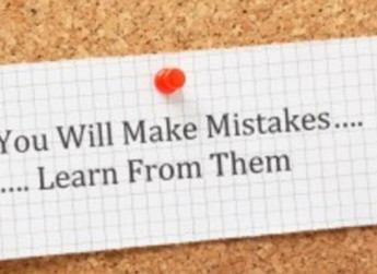 Learning From Mistakes