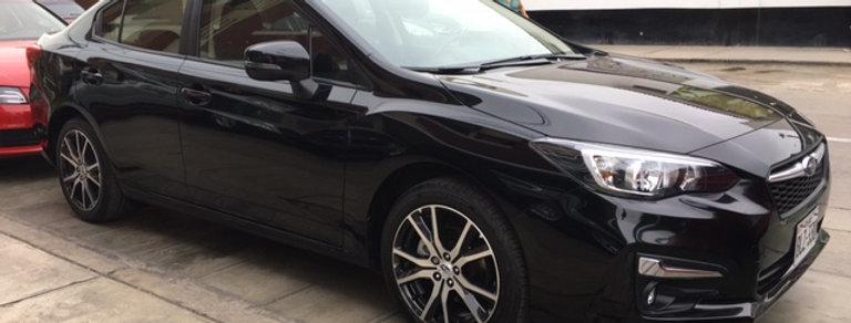 Subaru Impreza ,año modelo 2019,2.0lt, AWD,solo 5000kms,
