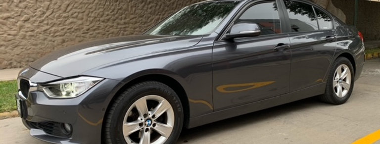 BMW 320i año modelo 2013, motor 2.0LT Twin Turbo