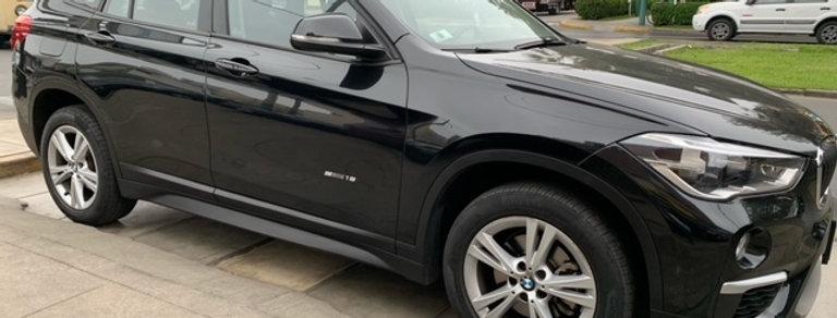 BMW X1 1.8 Sdrive, año modelo 2018, motor 1.5 LT Twin Turbo28000kms