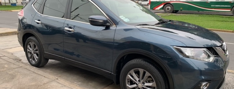 Nissan Xtrail, año modelo  2015, 68000 kms,4x2