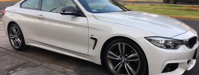 BMW 435i, Año 2015,47000 kms, coupe