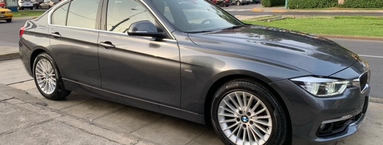 BMW 318 i Luxury, año modelo 2017, motor 1.5Lt Twin Turbo, solo 35000 kms,