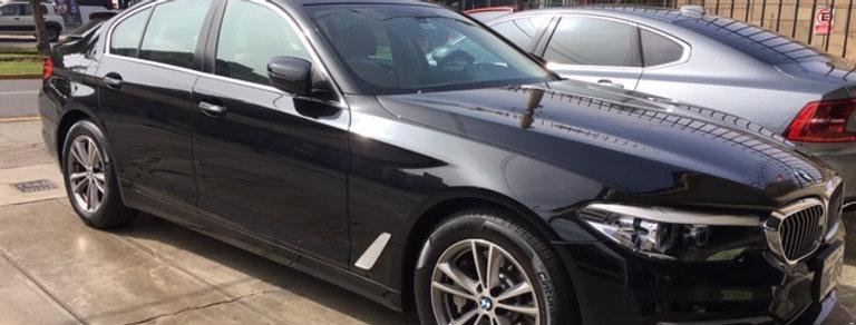 BMW 540, 3.0 LT Twin Turbo,año 2018