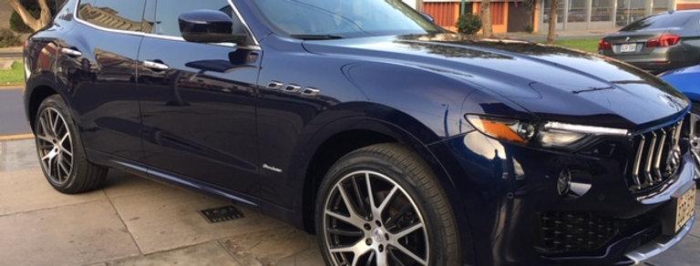 Maserati Levante Q4,año modelo 2018,motor V6 3.0LT 350HP