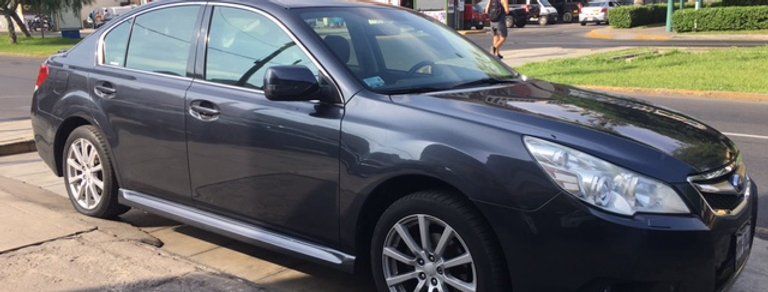 Subaru Legacy año 2011,motor 2.5lt,refull,