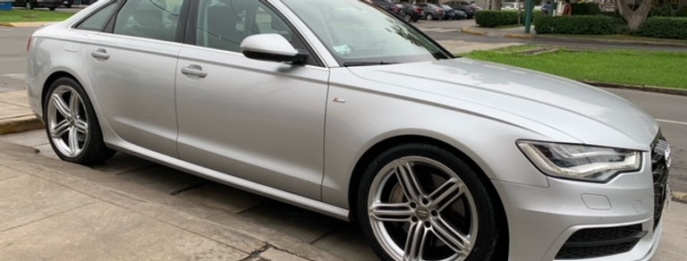 Audi A6 Sline 3.0 T FSI, año 2012, refull,72000kms,