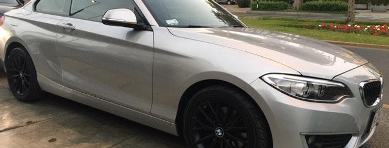 BMW 220I AÑO 2014,2.0LT Twin Turbo