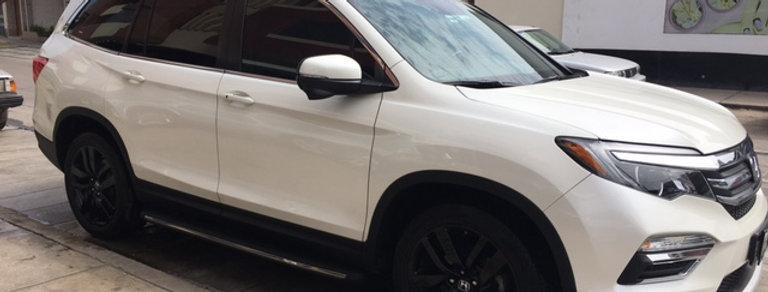 Honda Pilot EXL Touring ,3.5LT V6, 4WD,año 2017