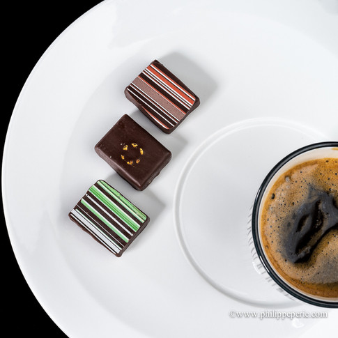 Café et chocolats
