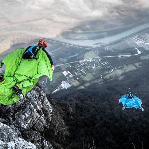 Wingsuit Vercors