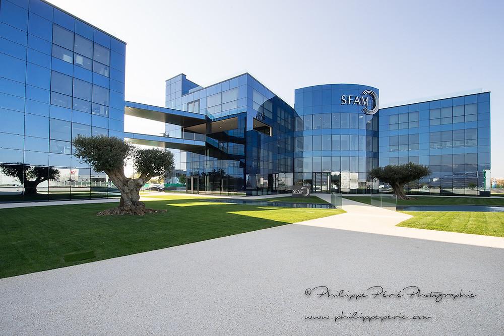 SFAM, Romans - Architecte Jean-Louis Pontvianne