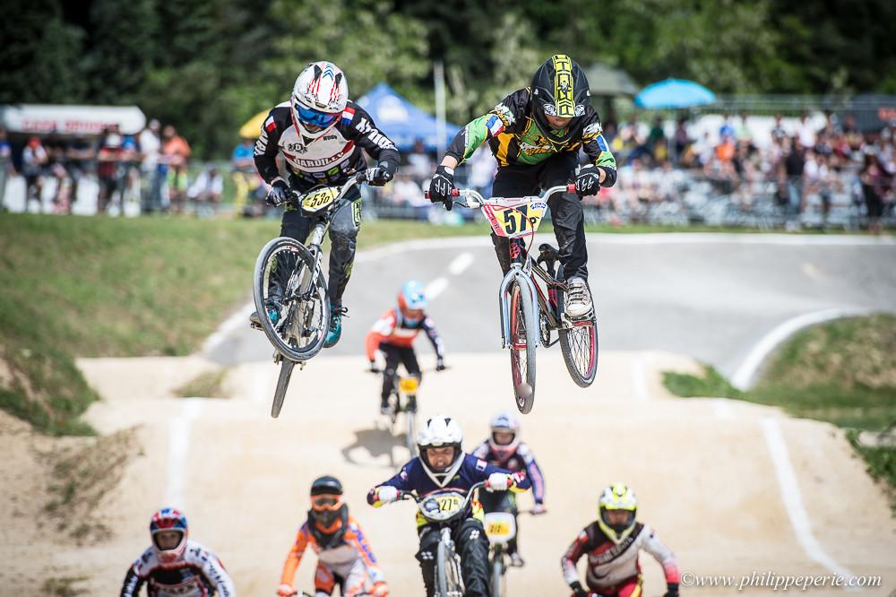 BMX Race Challenge France à Mours