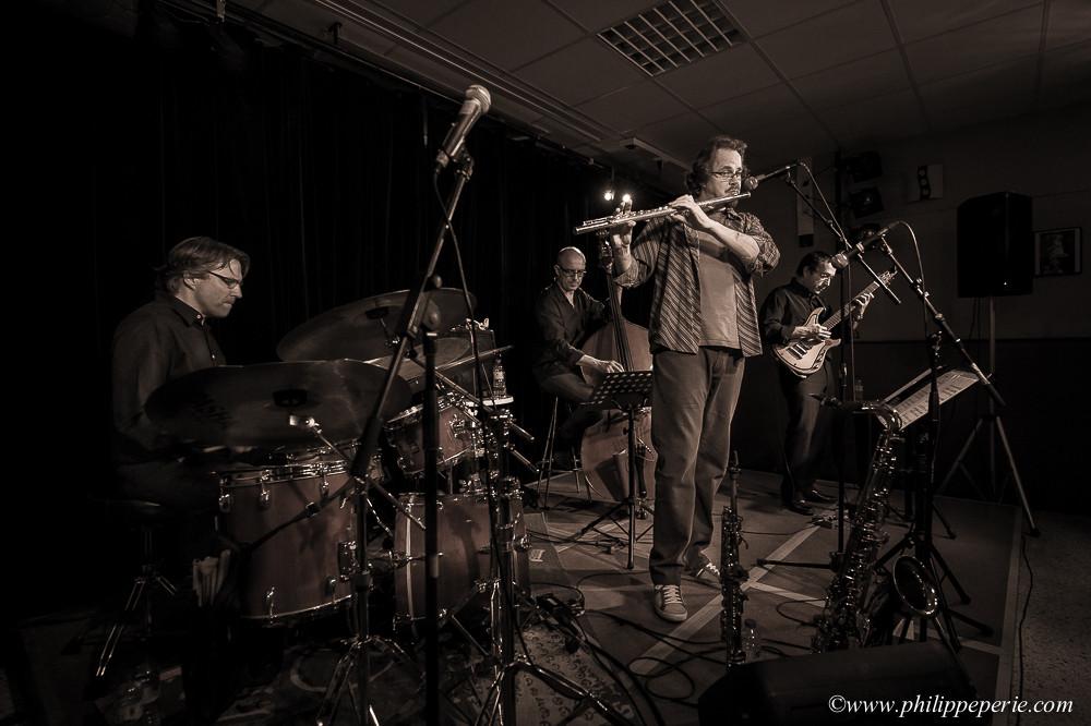 Stéphane Guillaume Quartet