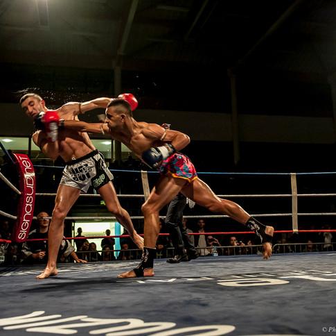 Championnat d'Europe de Boxe Thaï