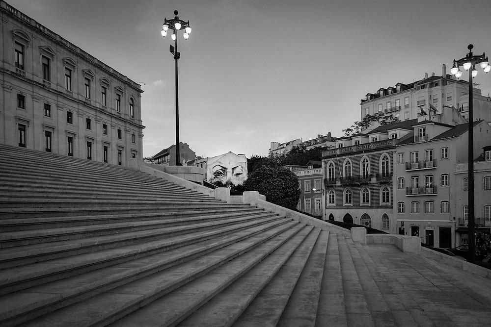 Clin d'oeil, Parlement, Lisbonne