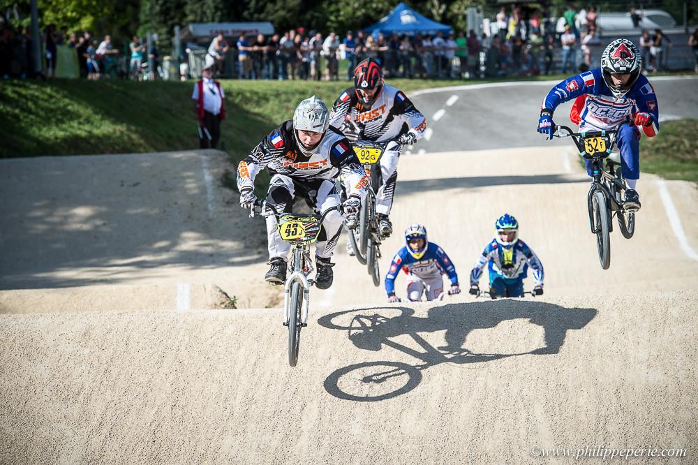 BMX Race, Challenge France, piste de Mours