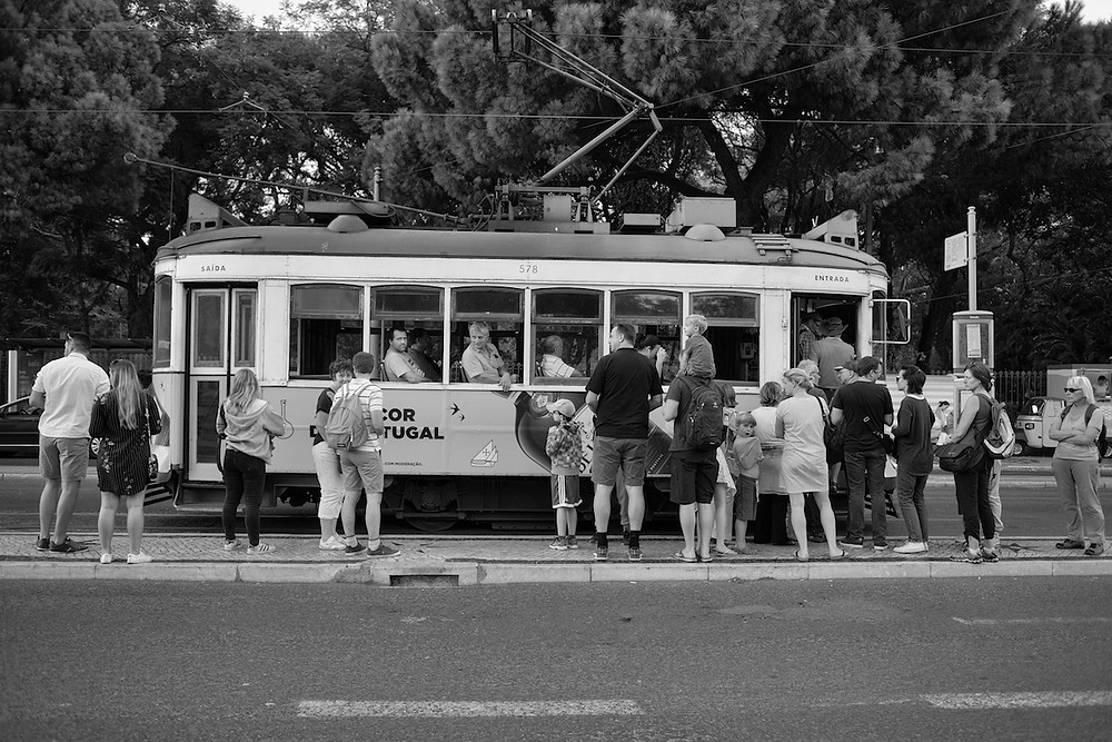 Tram ligne 28, Lisbonne