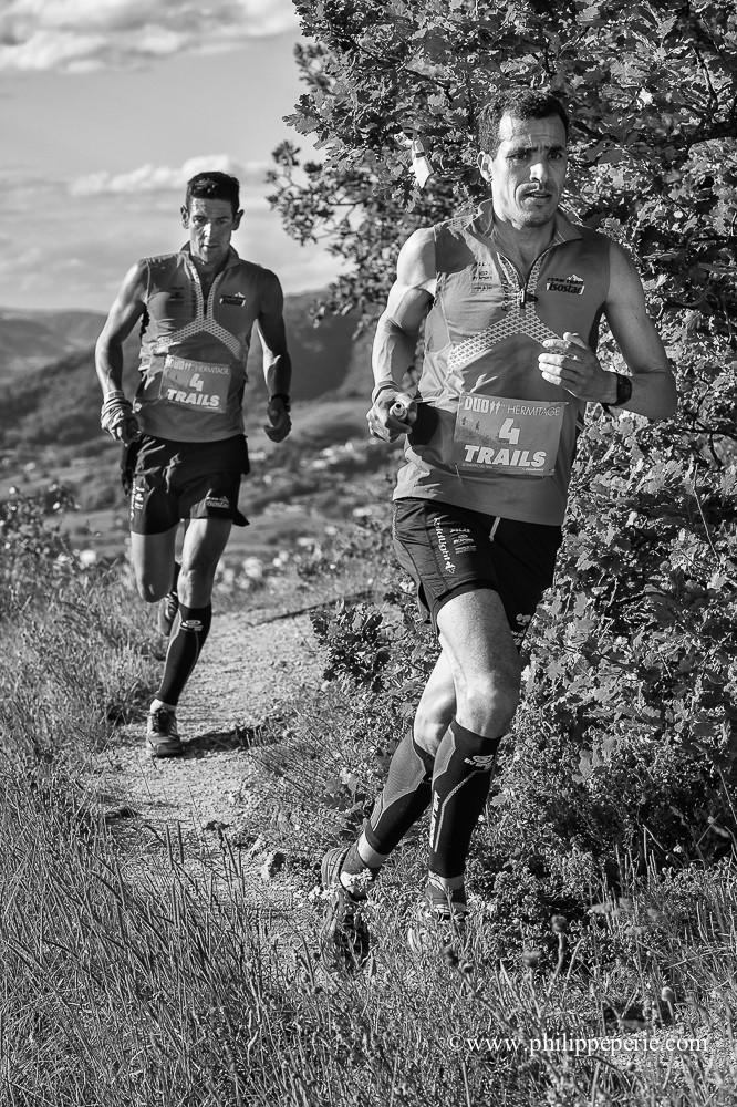 Duo de l'Hermitage 2017, le duo deuxième de l'épreuve du samedi 20 mai