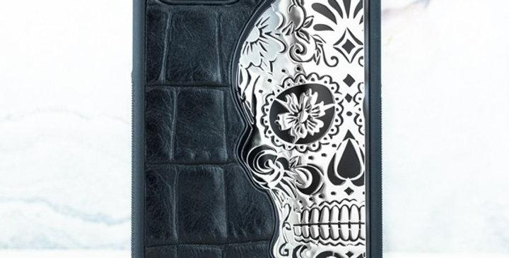 Эксклюзивный чехол для iPhone и мексиканский череп Sugar skull