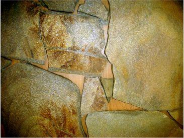 Песчаник коричневый