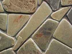 песчаник серо-зеленый окатанный