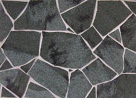 Гибкий камень из мраморной крошки